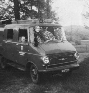 Autoweihe-Opel