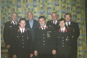 2001 Neues Feuerwehrkommando