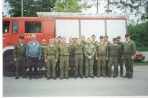 1999 Technische Wettkampfgruppe Bronze