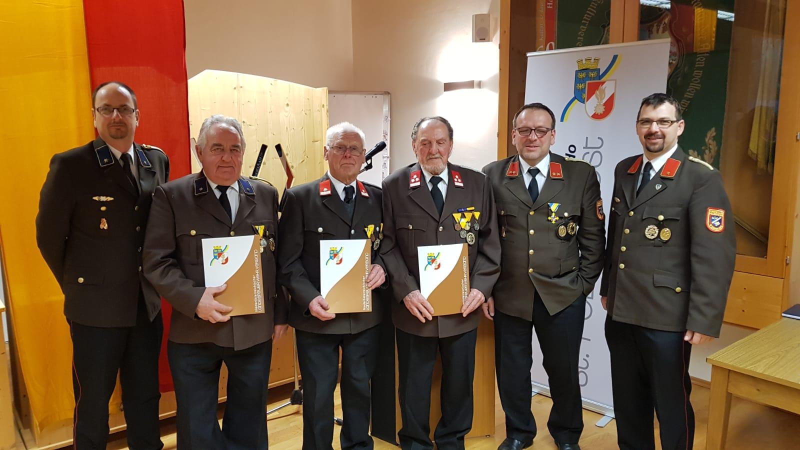 FF Weinburg Abschnittsfuerwehrtag
