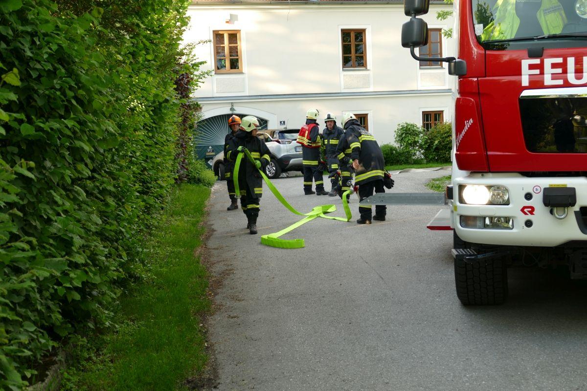 FF Weinburg Monatsübung